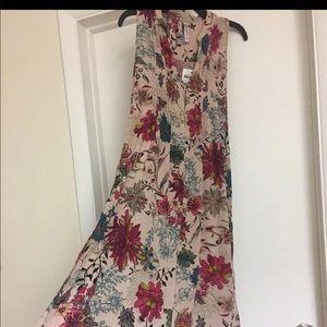 🌼Button down dress